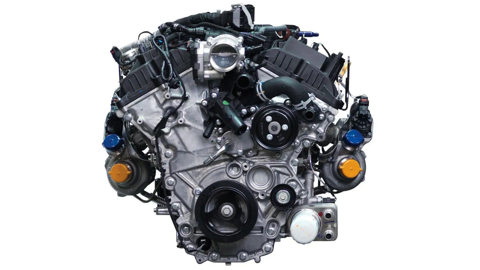 3.5 V6 EcoBoost High Output